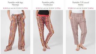 pantalones mujer Luna llena