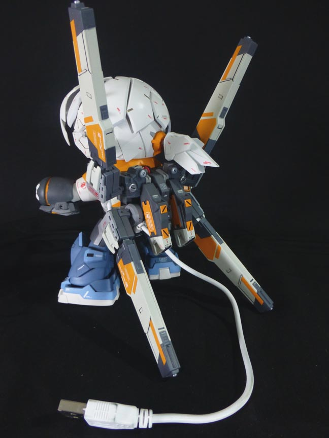 "Custom Build: HGBF Beargguy III San ""USB 2.0 Four Port Hub)"
