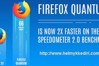 Mozilla firefox quantum browser paling cepat