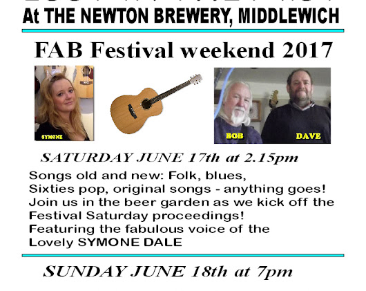 FAB FESTIVAL 2017: LOST IN THE MIST AT THE NEWTON BREWERY