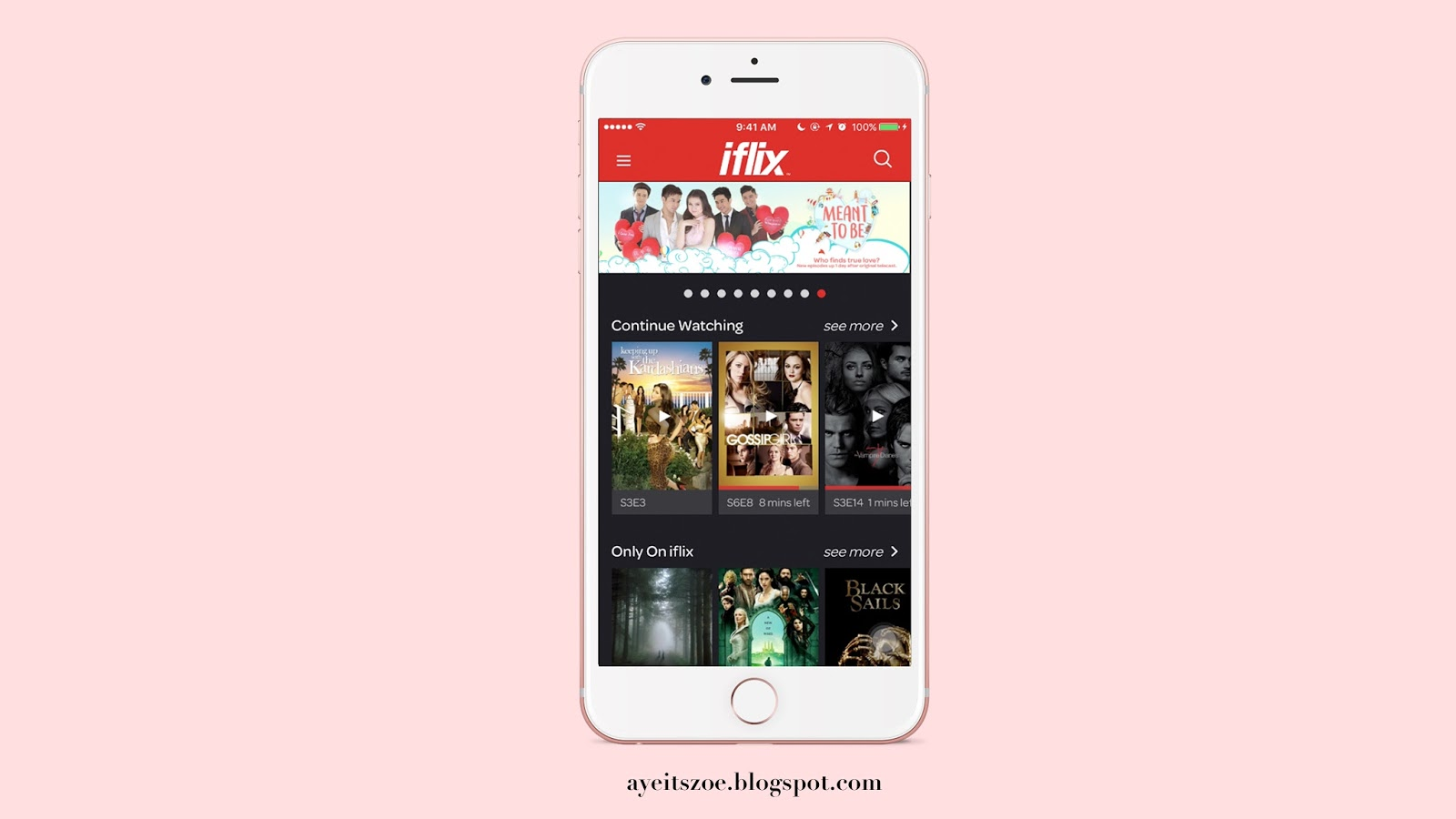 review: iflix - ayeitszoe