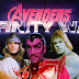 #Avengers Infinity War Retro