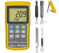 Jual Do Meter Lutron WA-2015 pH/ORP, DO, CD/TDS METER,Tlp 08128222998