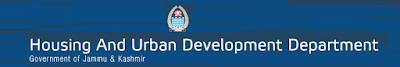 JK Housing and Urban Development Department Recruitment (HUD) 2016 for Technical post