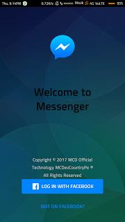 Facebook Messenger Transparent v60.0.0.24.70 Apk 3