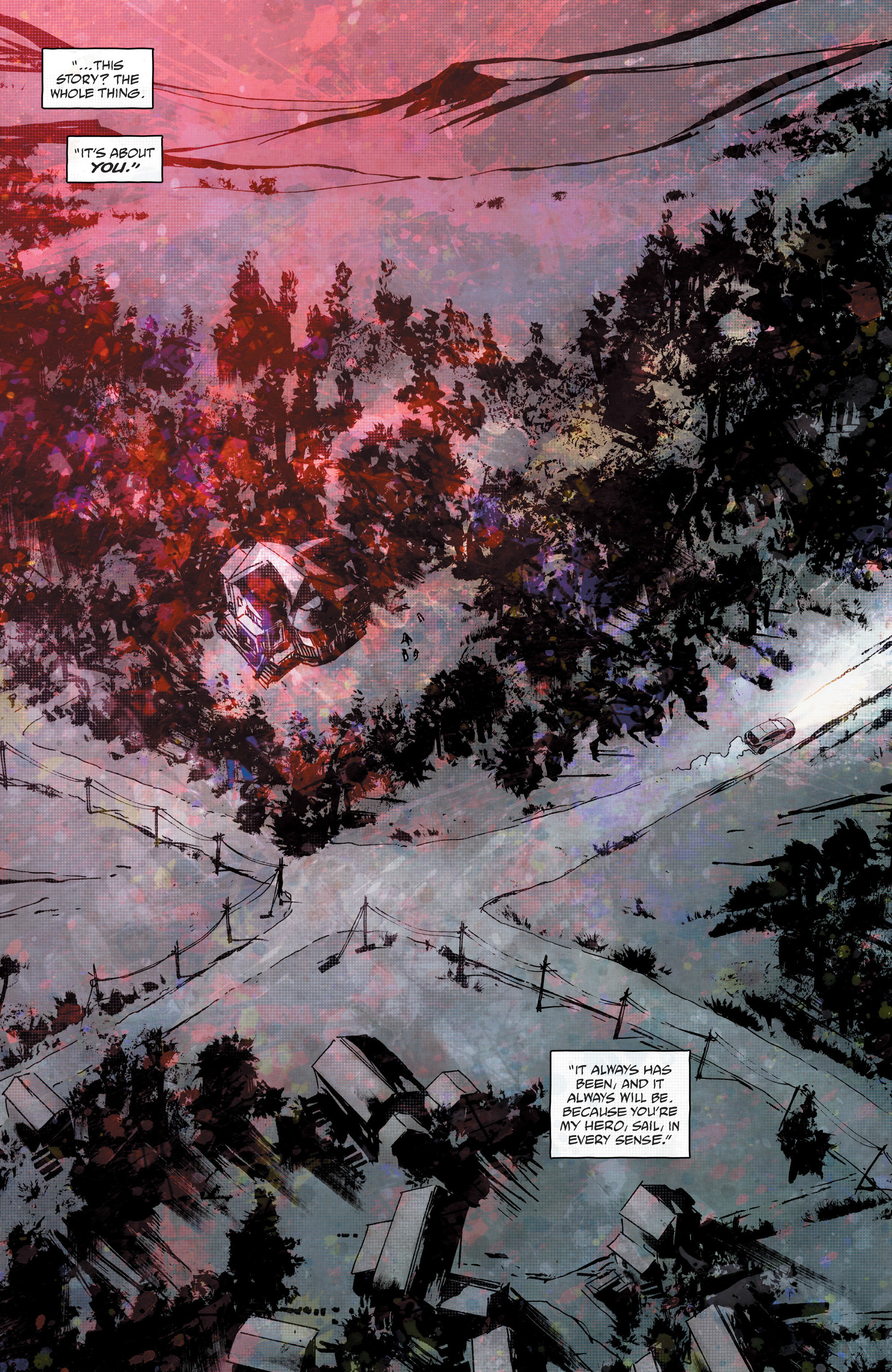 Read online Wytches comic -  Issue #6 - 33