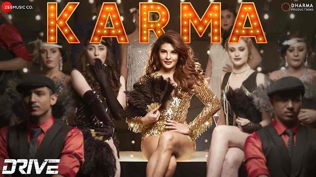 Karma Lyrics - Drive | Sukriti Kakar