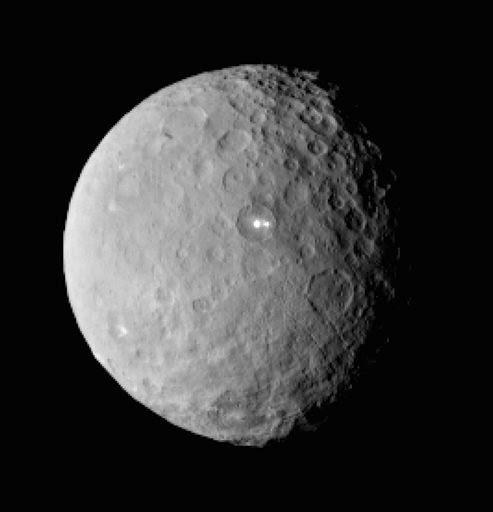 dwarf planet ceres gravity - photo #7