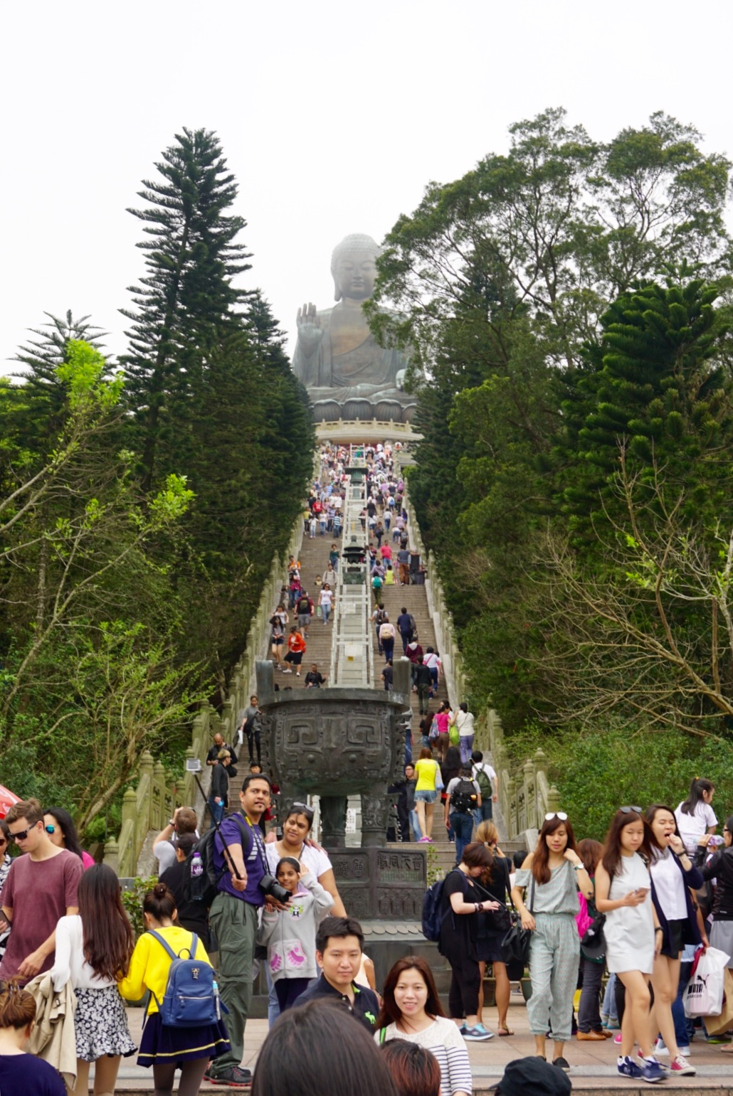 Hong Kong travel diary blog vlog ngong ping big buddha