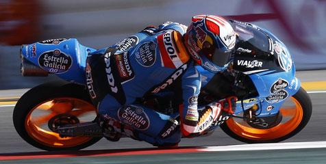 Rins Rebut Kemenangan Di Moto3 Inggris