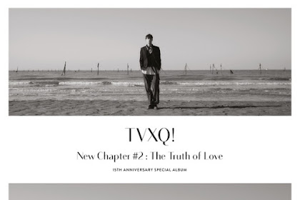 Lirik Lagu TVXQ! (동방신기) – Jelly Love + Translation