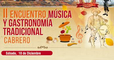 II Encuentro Música Y Gastronomía Tradicional