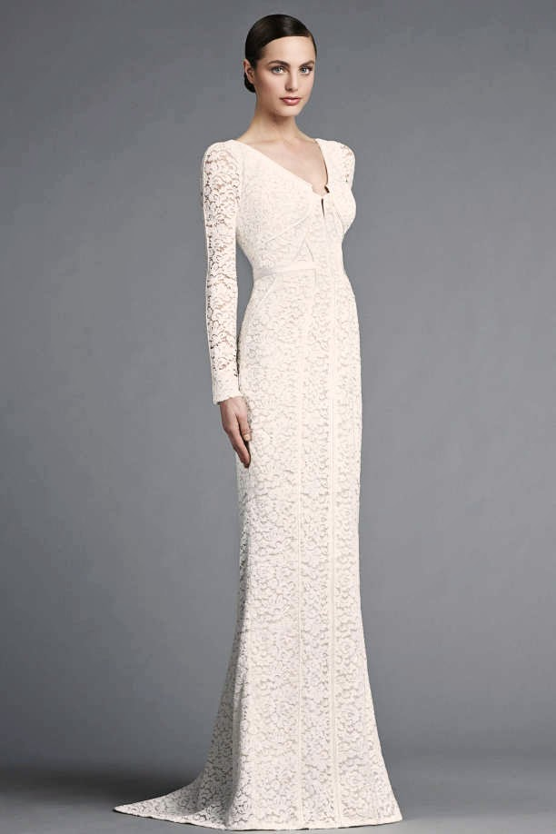 J. Mendel Bridal Spring 2015 Lookbook