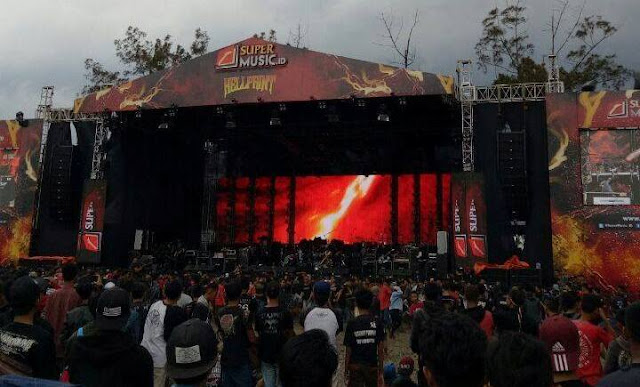 Live Review Hellprint United Day V - Lorong Musik