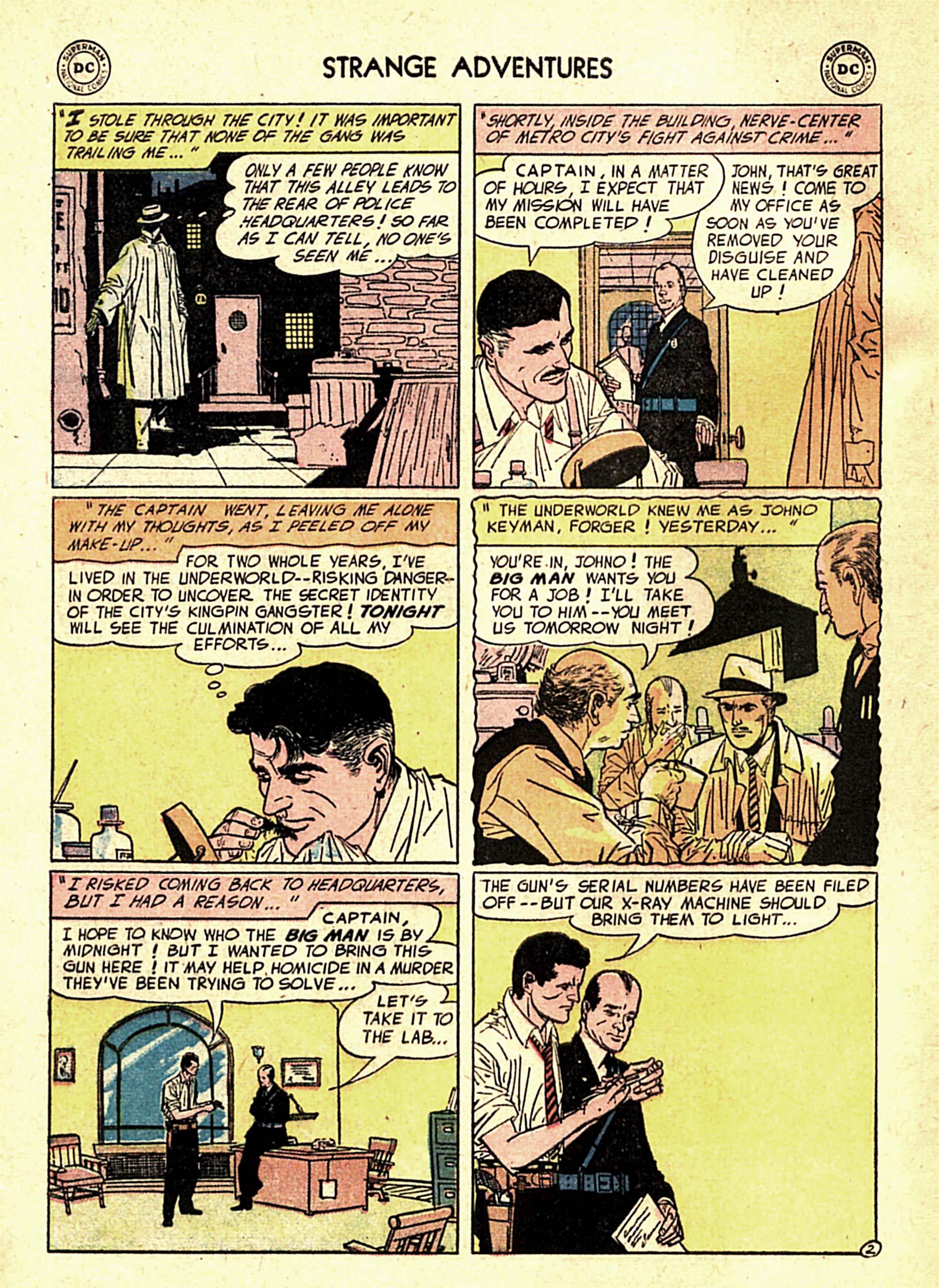Strange Adventures (1950) issue 66 - Page 4