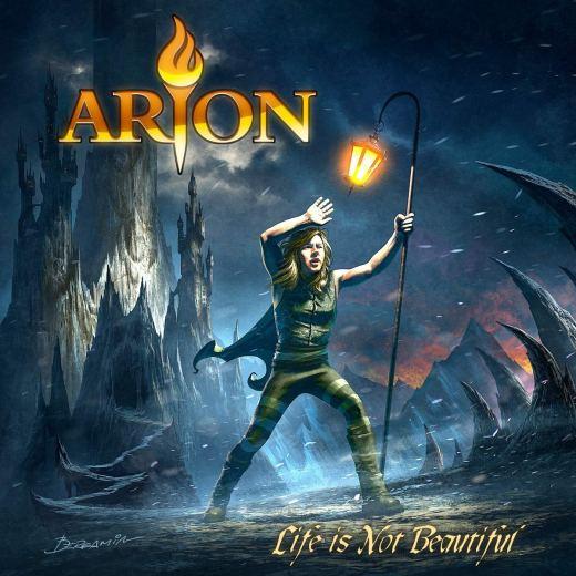 ARION - Life Is Not Beautiful [Japan Edition + Digipak bonus tracks] (2018) full