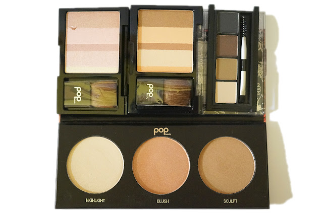 POP Beauty Haul: Brow Shape and Shade, Blush Beam, Bronze Beam, Contour 101