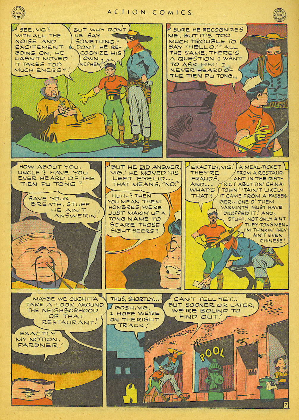 Read online Action Comics (1938) comic -  Issue #86 - 29