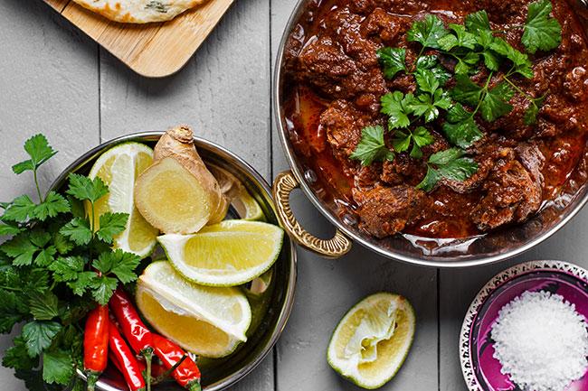 Kari gulaš - Magična Oklagija Food Blog