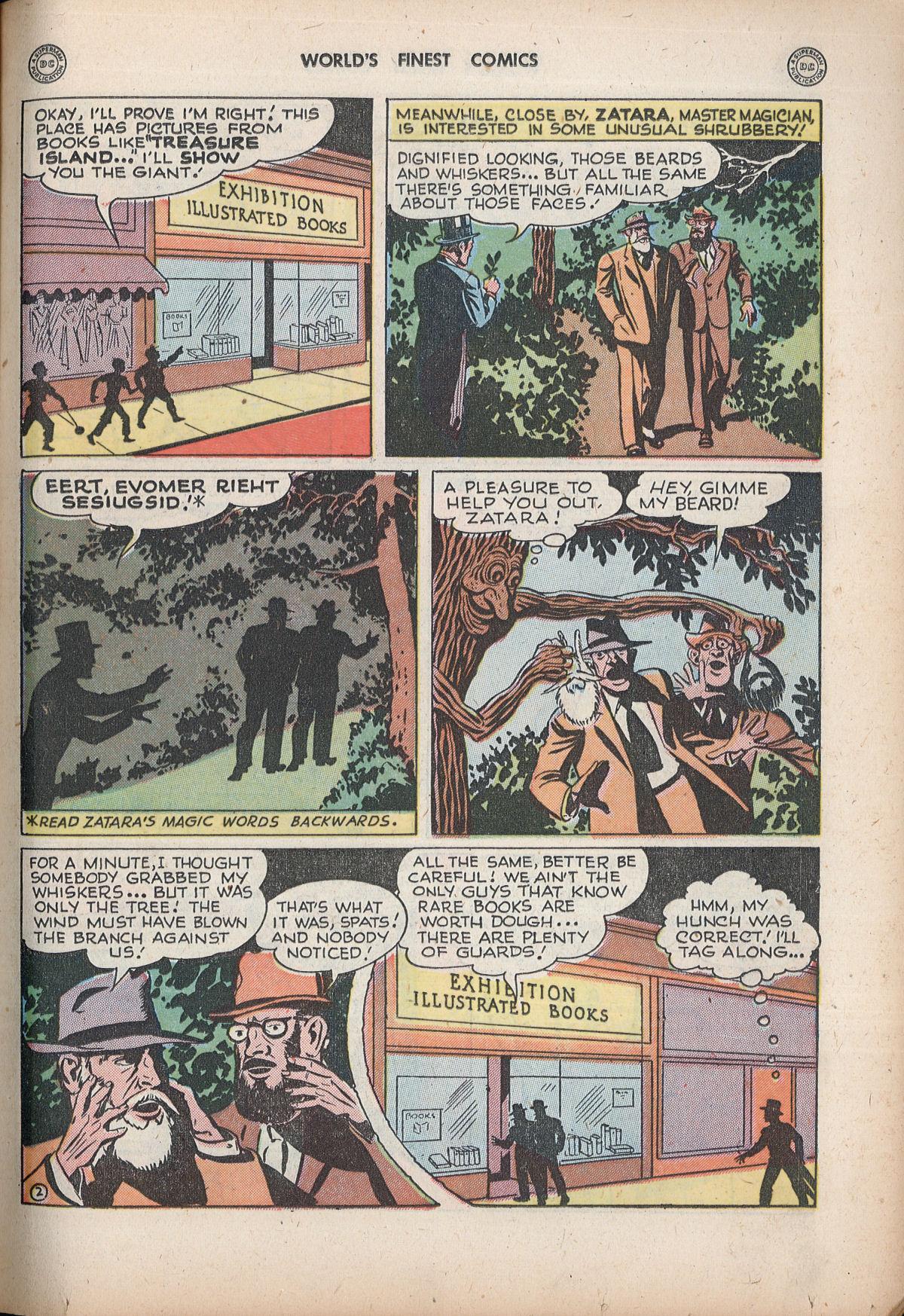 Read online World's Finest Comics comic -  Issue #32 - 29