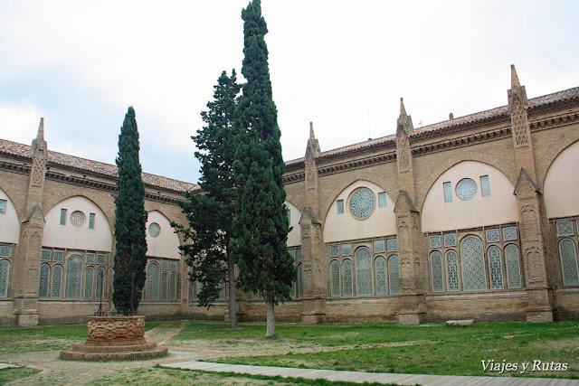 claustro de la catedral de Tarazona