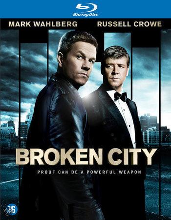 Broken City (2013) Dual Audio 720p