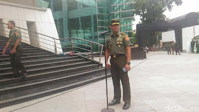 Panglima TNI Dilarang Masuk oleh US and Border Protection