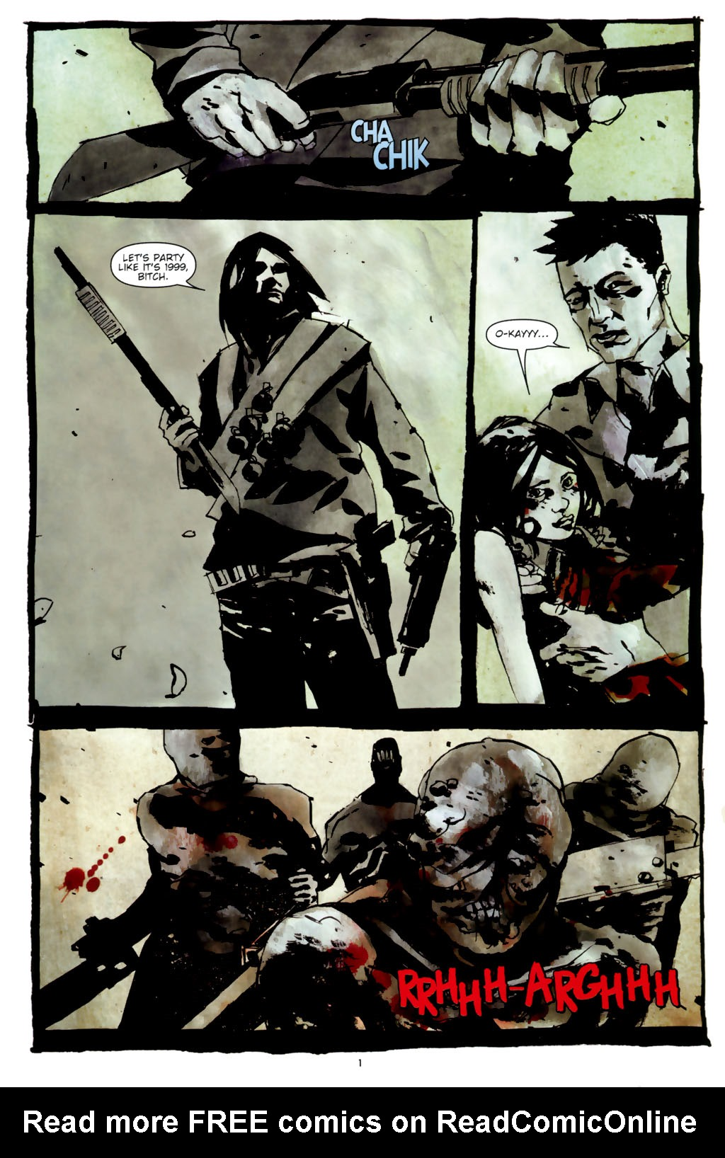 Read online Silent Hill: Dead/Alive comic -  Issue #3 - 4