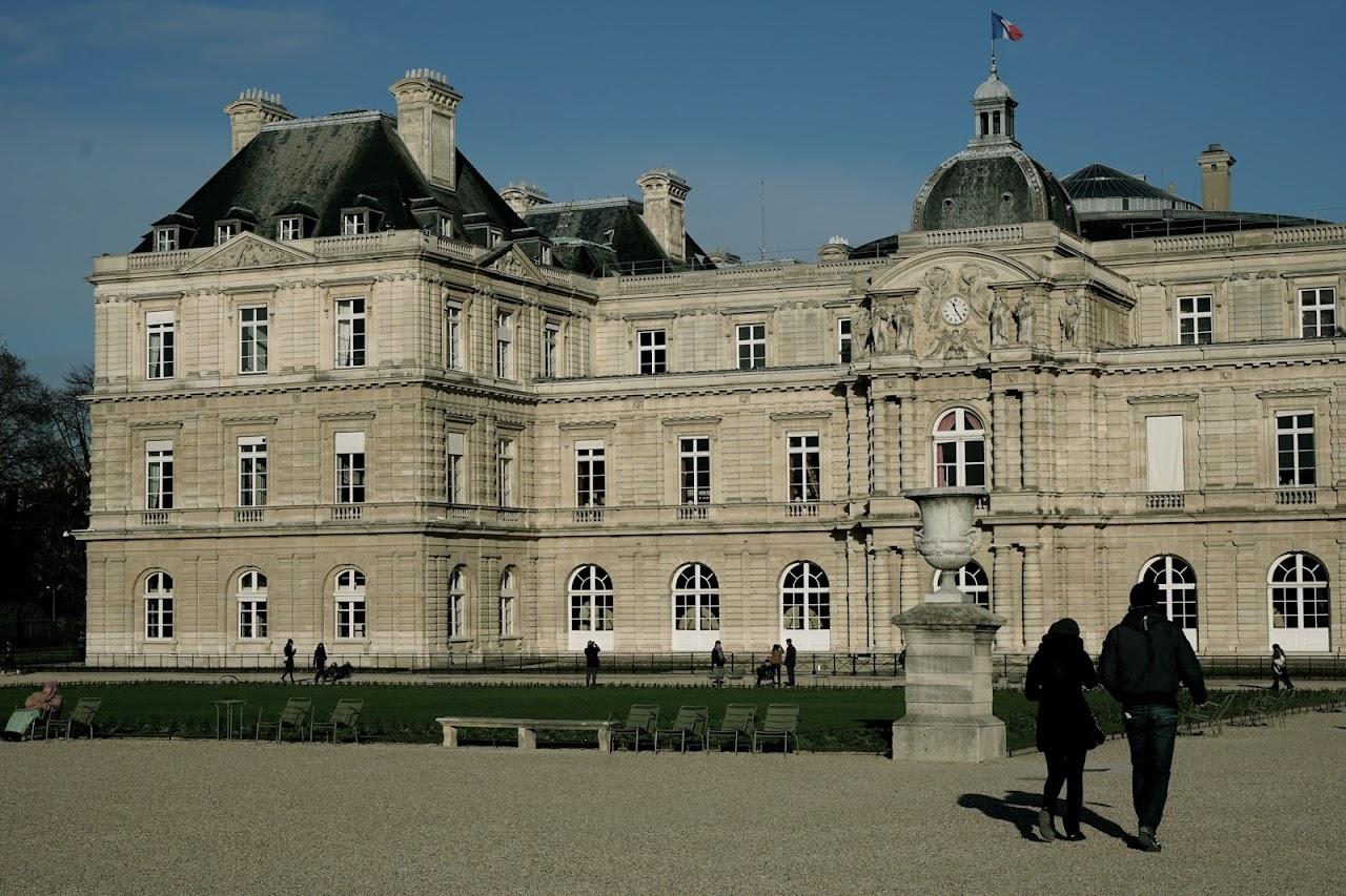 リュクサンブール宮殿(Palais du Luxembourg)