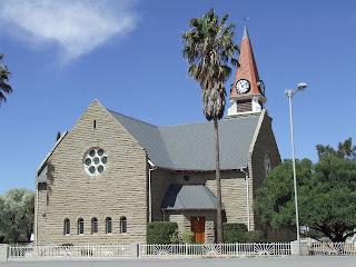 NG Kerk, Loxton