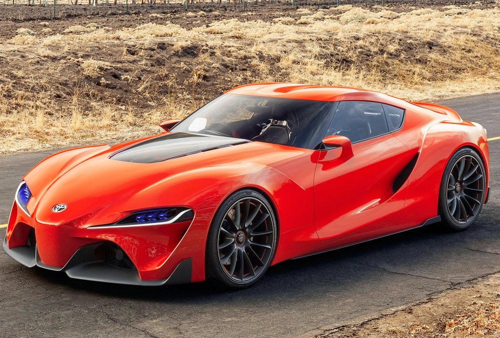 Toyota Ft1 Price >> Toyota FT-1 Wallpaper - Concept Sport Car Design