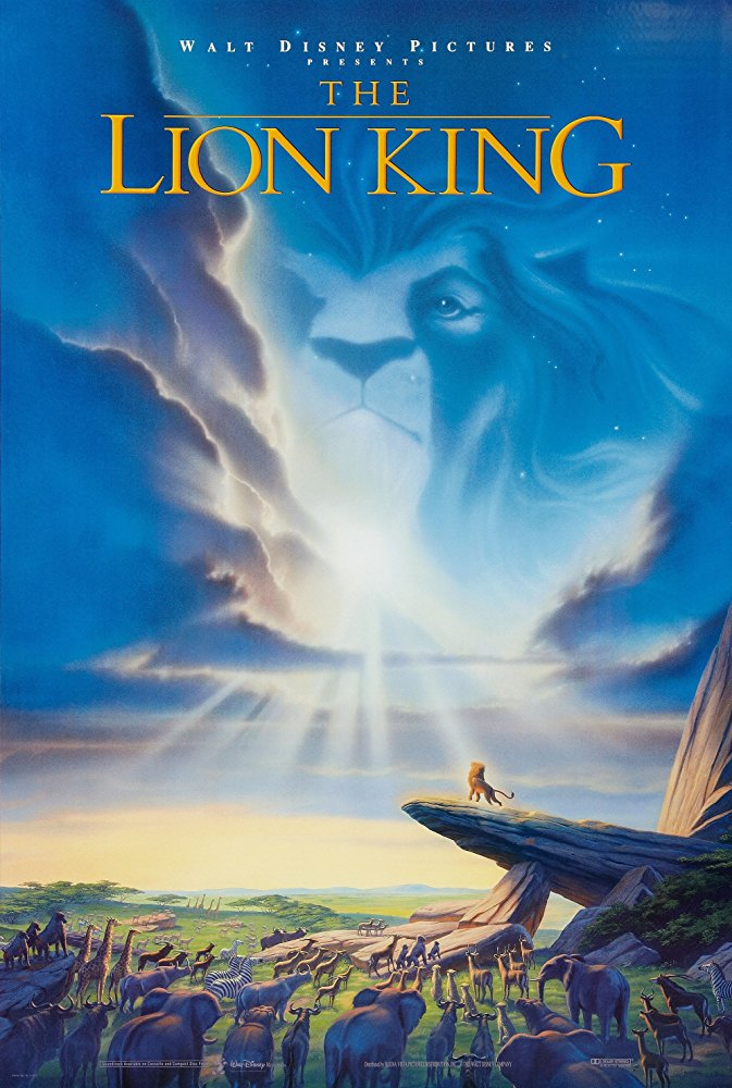 The Lion King 1994 English Movie Bluray 480p With Bangla Subtitle