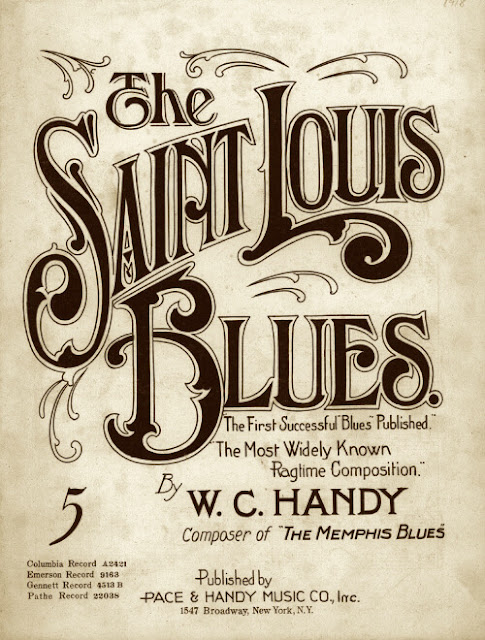 Saint Louis Blues by W.C. Handy