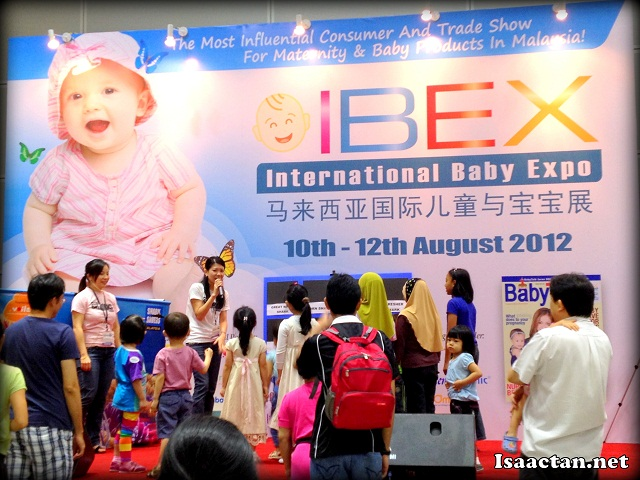 International Baby Expo (IBEX) 2012 KLCC