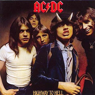 Highway to hell lp cover