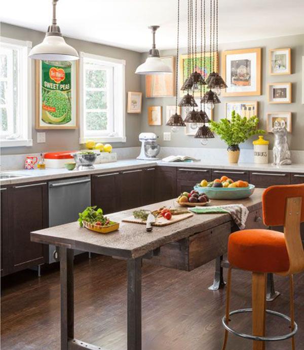 31 Creative Small Kitchen Design Ideas: Ideias De Decoração: Cozinhas Estilo Dos Anos 50