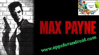 تحميل لعبة max payne للاندرويد بحجم صغير | Max Payne For Android العاب اكشن للاندرويد