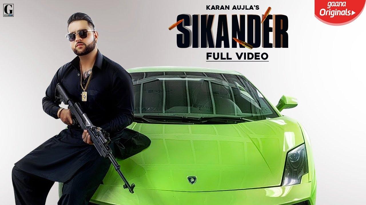 Sikander (Title Track) Lyrics, Karan Aujla