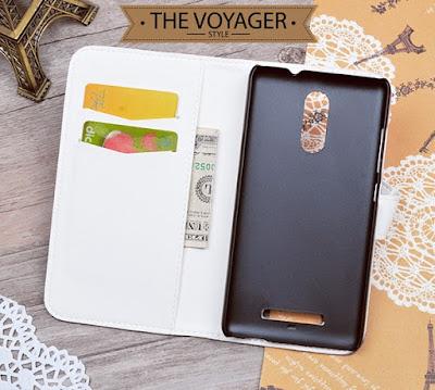 casing import flip case cover Xiaomi Redmi Note 3 Pro motif Eiffel lucu keren