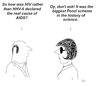 hiv, hhv-6, hhv-8, hhv-7, hhv6, ponzi scheme, montagnier, henri agut, aids, cfs, autism