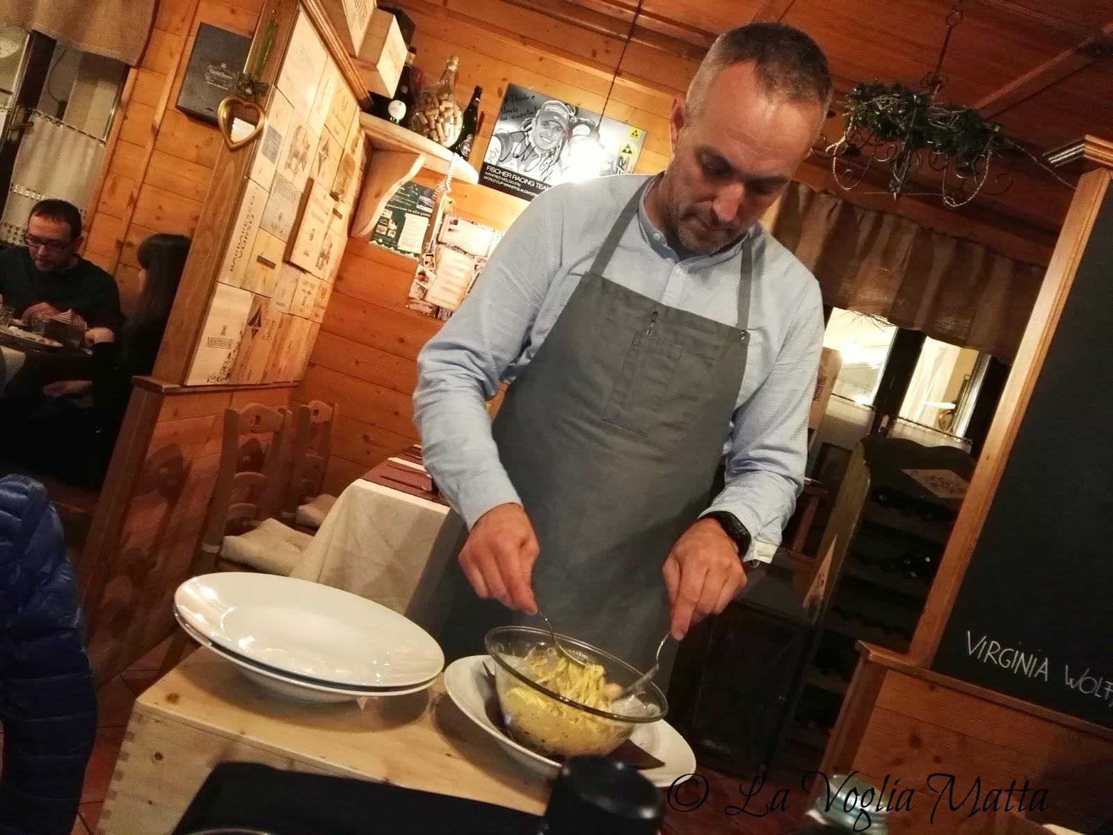 La voglia matta ai tre magnoni alta cucina e simpatia - Cucina in simpatia ...