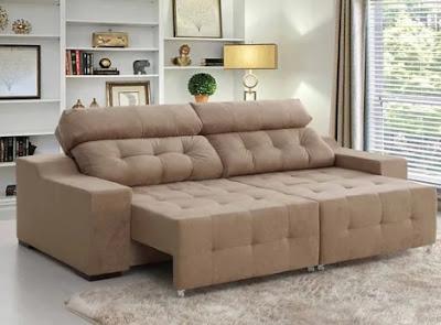 sofá moderno para a sala