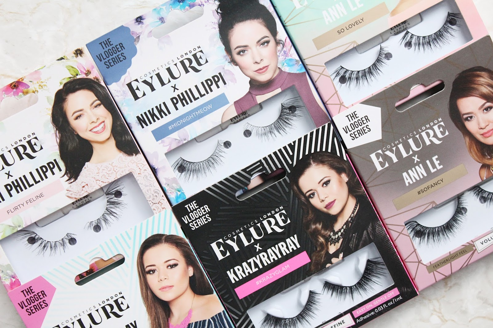 Eylure Vlogger Series