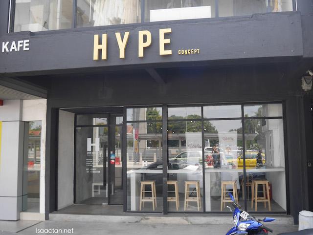 HYPE Concept Cafe