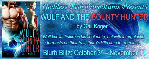 Wulf and the Bounty Hunter by Gail Koger