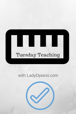 Tuesday Teaching: Clefs and Time Signatures l LadyDpiano.com