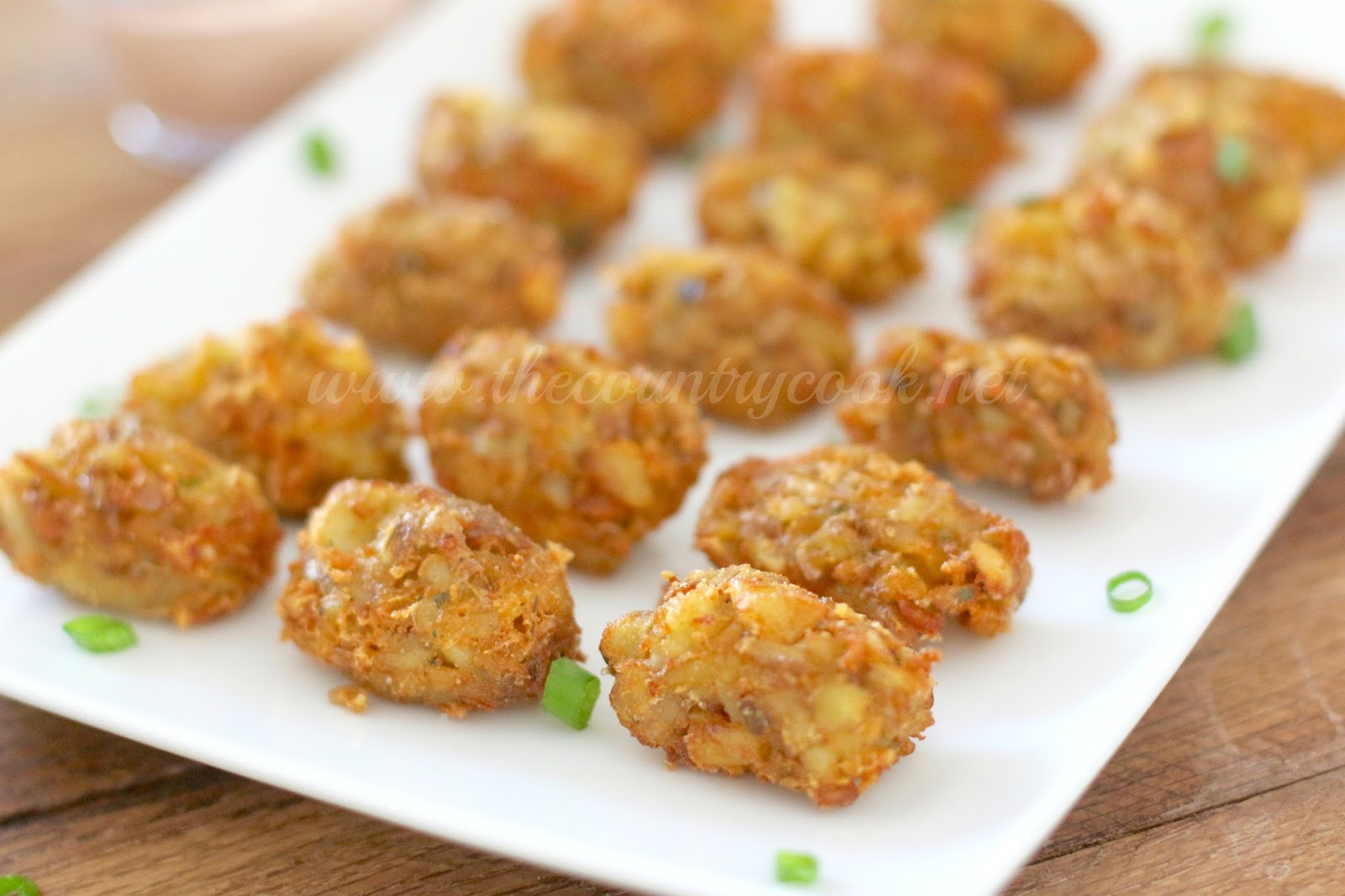 How to Prepare Homemade Tater Tots images