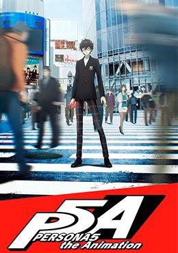 Descargar Persona 5 the Animation Especial 1/1 Sub Español Ligera 150mb - Mega - Multi! Persona-5-the-animation