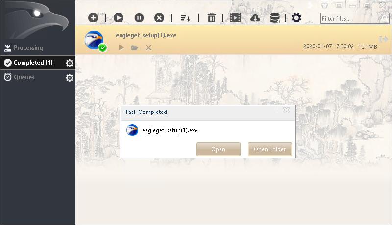 EagleGet 2.1.6.30