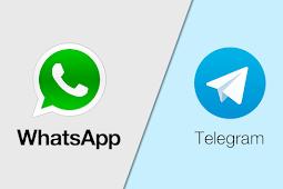 Telegram Vs WhatsApp: Manakah Layanan Pesan Instan Terbaik?